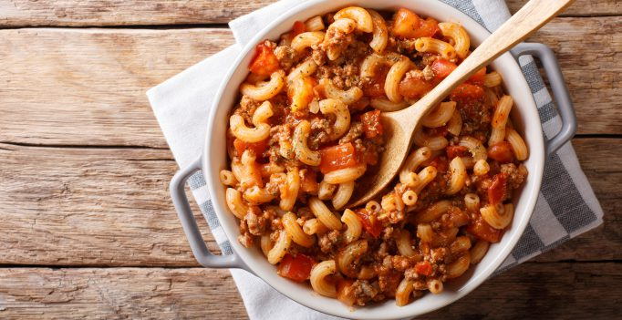 kruidige macaroni